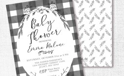 000 Beautiful Baby Shower Card Printable Black And White Idea