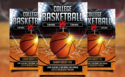 000 Beautiful Free Basketball Flyer Template Photo  Tryout Event Word