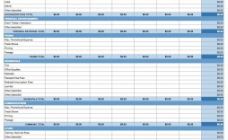 000 Beautiful Free Monthly Budget Template Google Doc Example  Docs