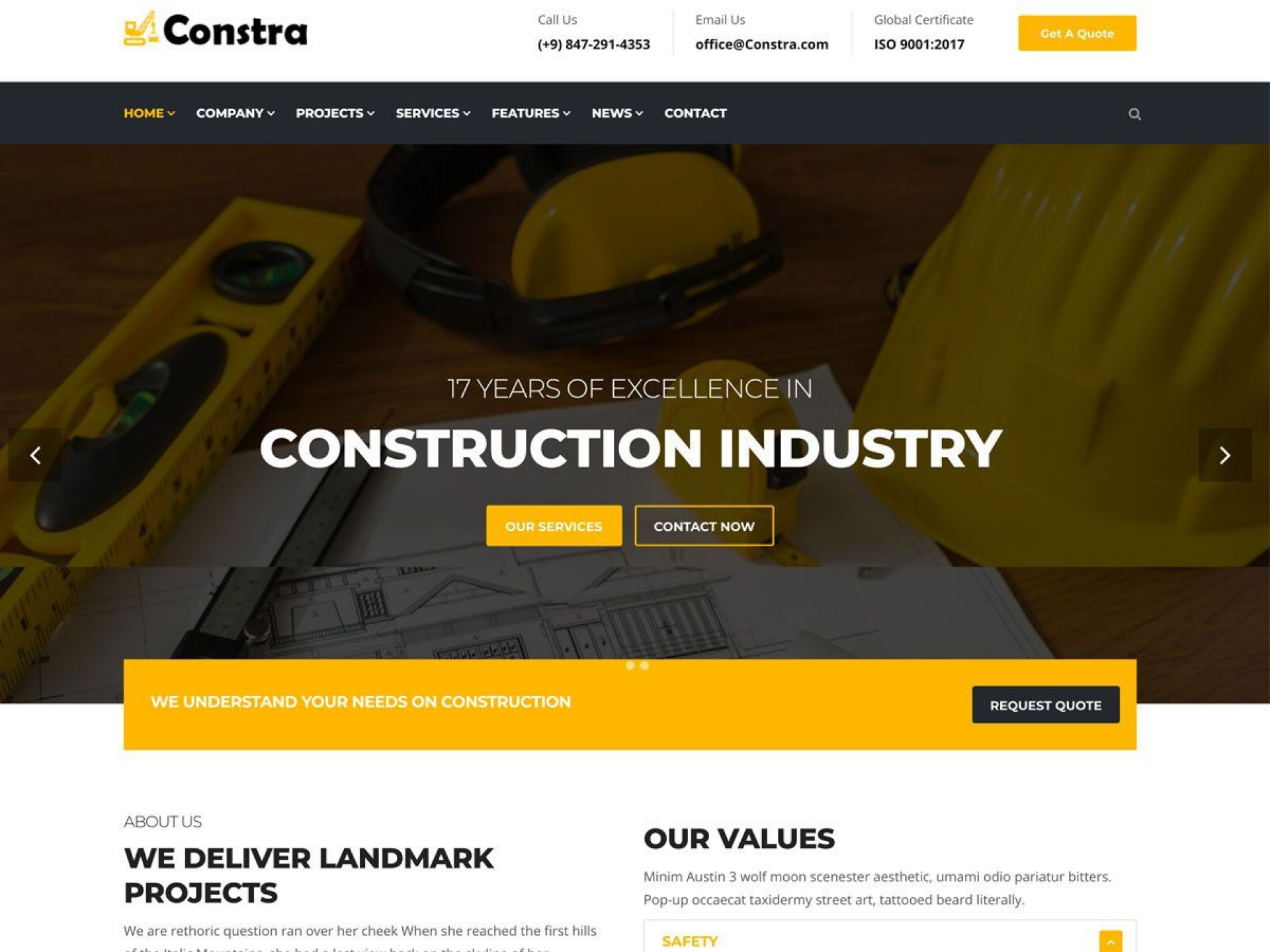 000 Beautiful Free Professional Website Template Download High Definition  Html And Cs With Jquery Busines1920