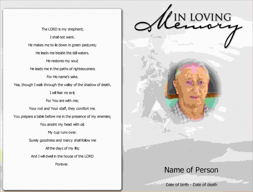 000 Beautiful Funeral Invitation Template Free Highest Clarity  Hindu Download Memorial Service Announcement Reception