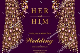 000 Beautiful Indian Wedding Invitation Template Sample  Psd Free Download Marriage Online For Friend