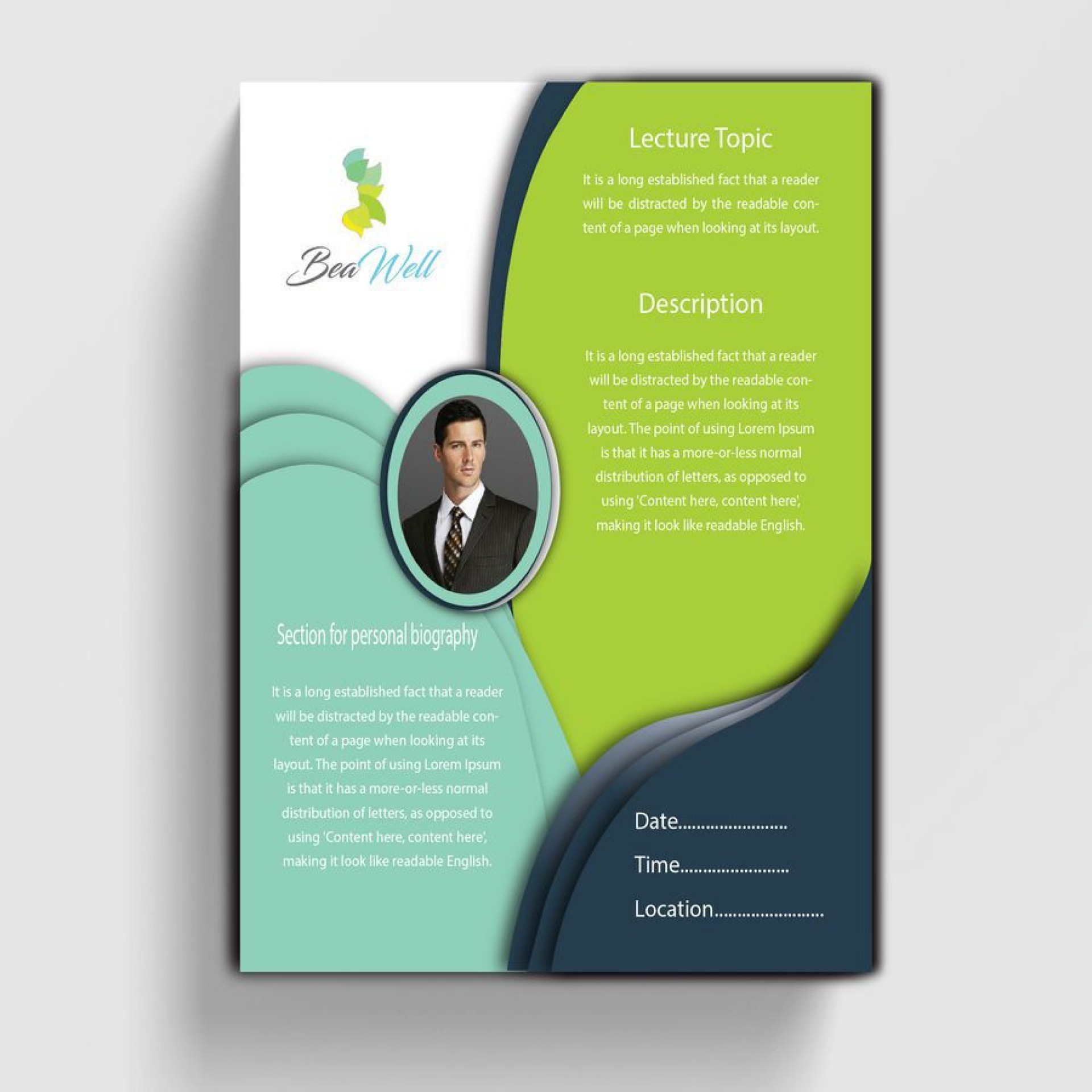 000 Beautiful Microsoft Publisher Flyer Template Sample  Office Free Event Download1920