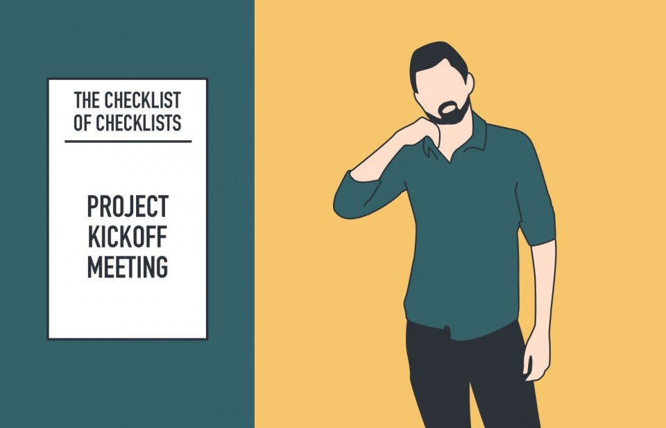 000 Beautiful Project Management Kickoff Meeting Agenda Template Concept 960