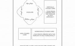 000 Beautiful Quarter Fold Greeting Card Template Word Idea