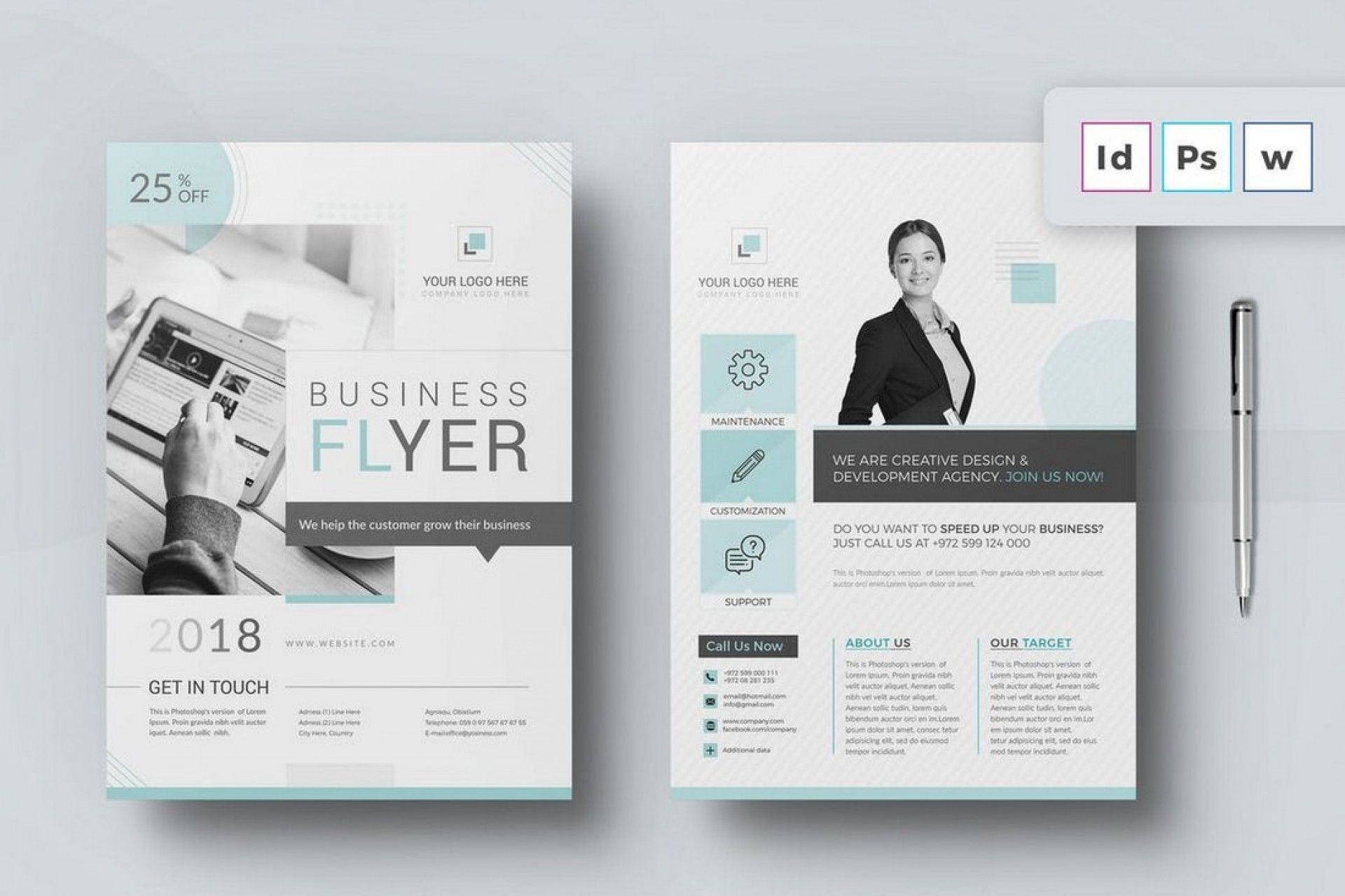 000 Best Brochure Template For Word Mac Inspiration  Tri Fold Free1920