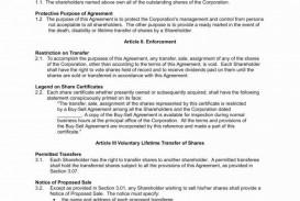 000 Best Buy Sell Agreement Llc Sample