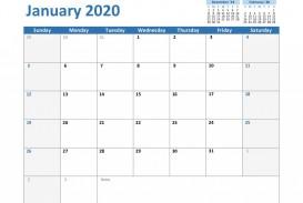 000 Best Calendar Template For Word 2007 Sample