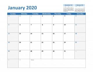 000 Best Calendar Template For Word 2007 Sample 320