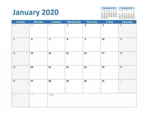 000 Best Calendar Template For Word 2007 Sample 480