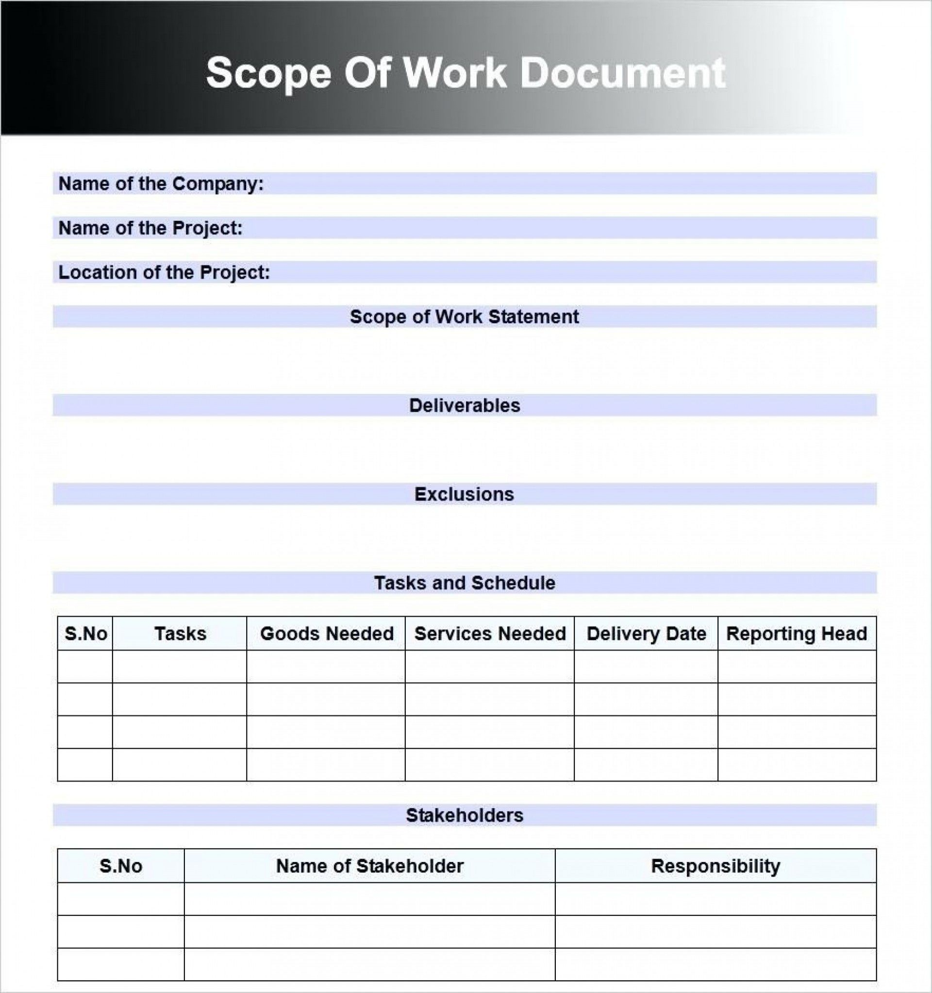 000 Best Construction Scope Of Work Template Word Highest Clarity 1920