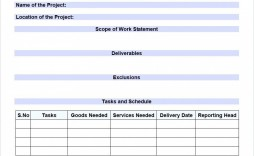 000 Best Construction Scope Of Work Template Word Highest Clarity