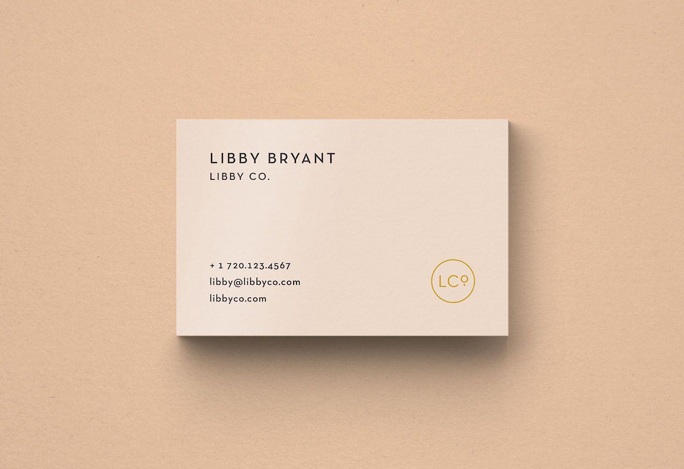000 Best Minimalist Busines Card Template Psd Free Inspiration Full