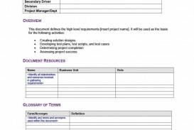 000 Best Simple Test Plan Template High Resolution  Software Uat