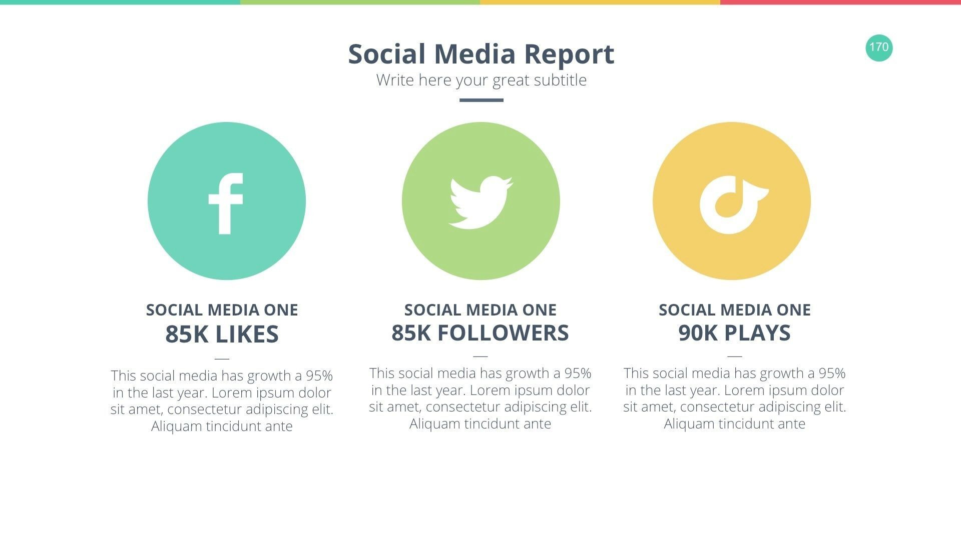 000 Best Social Media Powerpoint Template Highest Quality  Templates Report Free Social-media-marketing-powerpoint-template1920