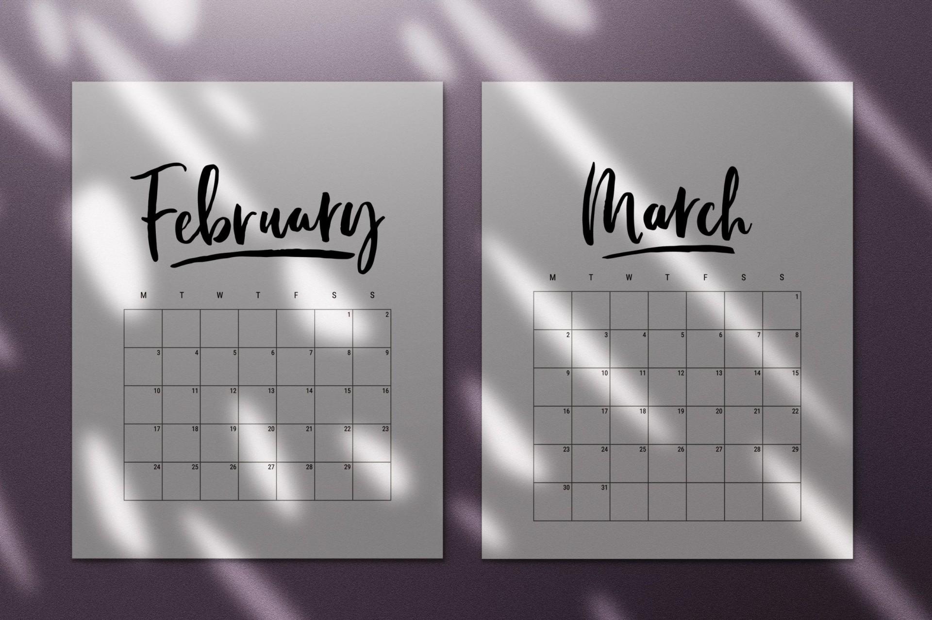 000 Breathtaking 2020 Calendar Template Indesign Image  Adobe Free1920