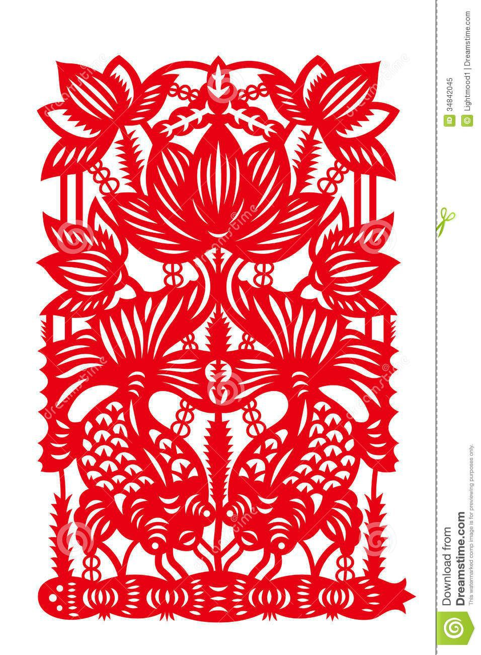 000 Breathtaking Chinese Paper Cut Template Photo  Templates ZodiacFull