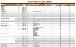 000 Breathtaking Free Commercial Construction Punch List Template Design