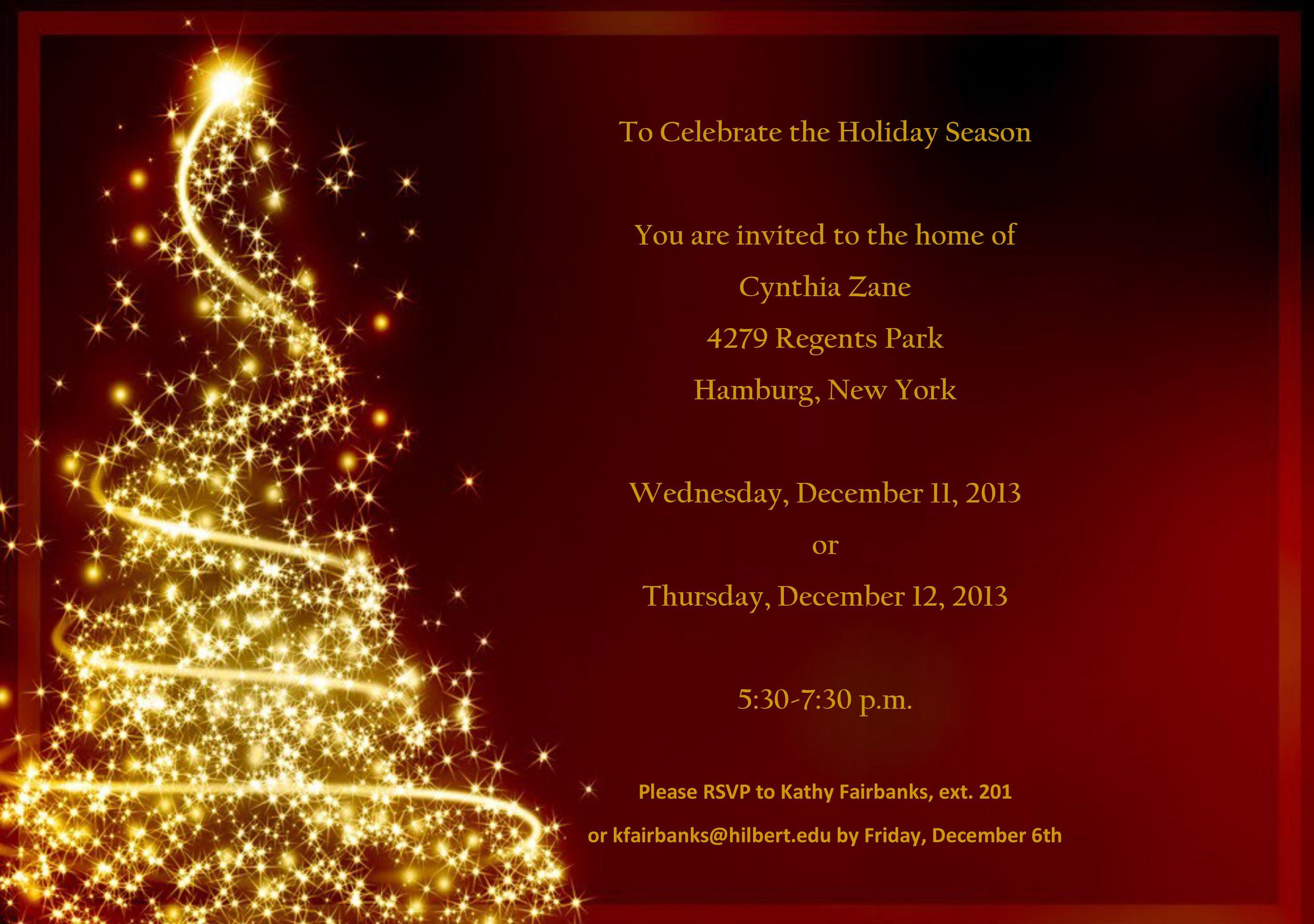 000 Breathtaking Free Holiday Party Invitation Template For Word Picture Full