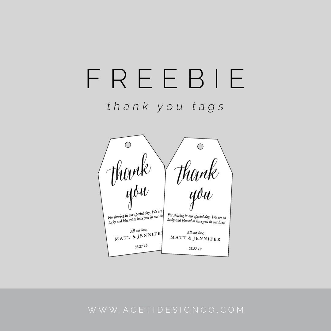 000 Breathtaking Free Printable Thank You Gift Tag Template Concept  TemplatesFull