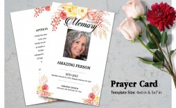 000 Breathtaking Funeral Prayer Card Template Highest Quality  Templates For Word Free