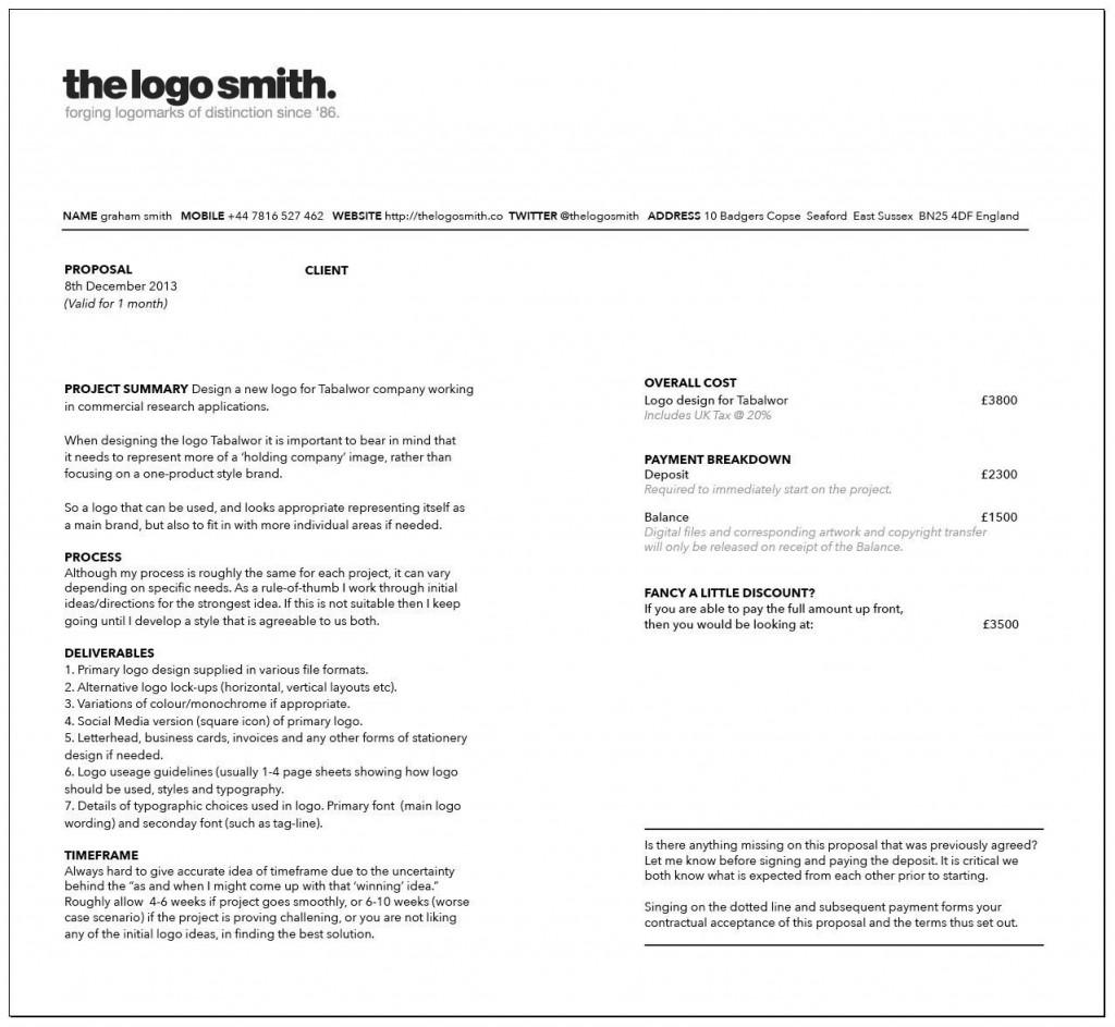 000 Breathtaking Graphic Design Proposal Sample High Resolution  Pdf Free Template IndesignLarge