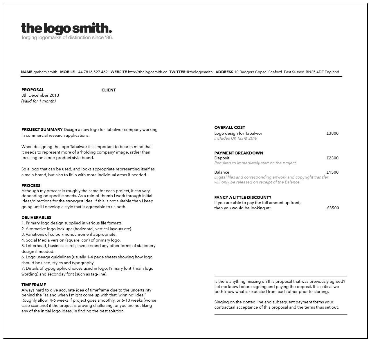 000 Breathtaking Graphic Design Proposal Sample High Resolution  Pdf Free Template IndesignFull