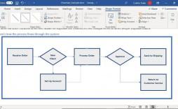 000 Breathtaking M Word Flow Chart Template Design  Microsoft Flowchart Download Free 2010
