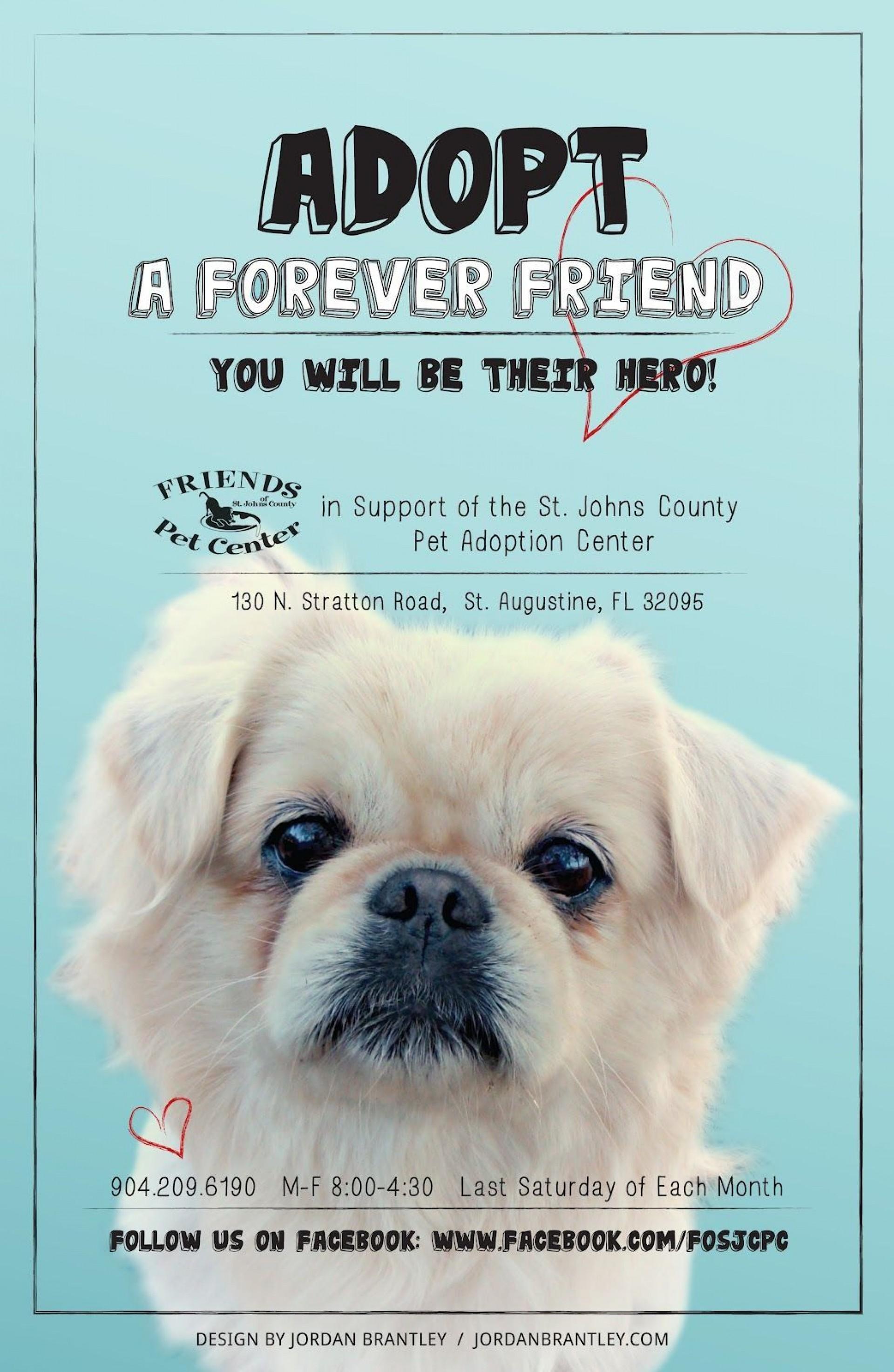 000 Breathtaking Pet Adoption Flyer Template Image  Free Event Dog1920