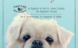 000 Breathtaking Pet Adoption Flyer Template Image  Free Event Dog
