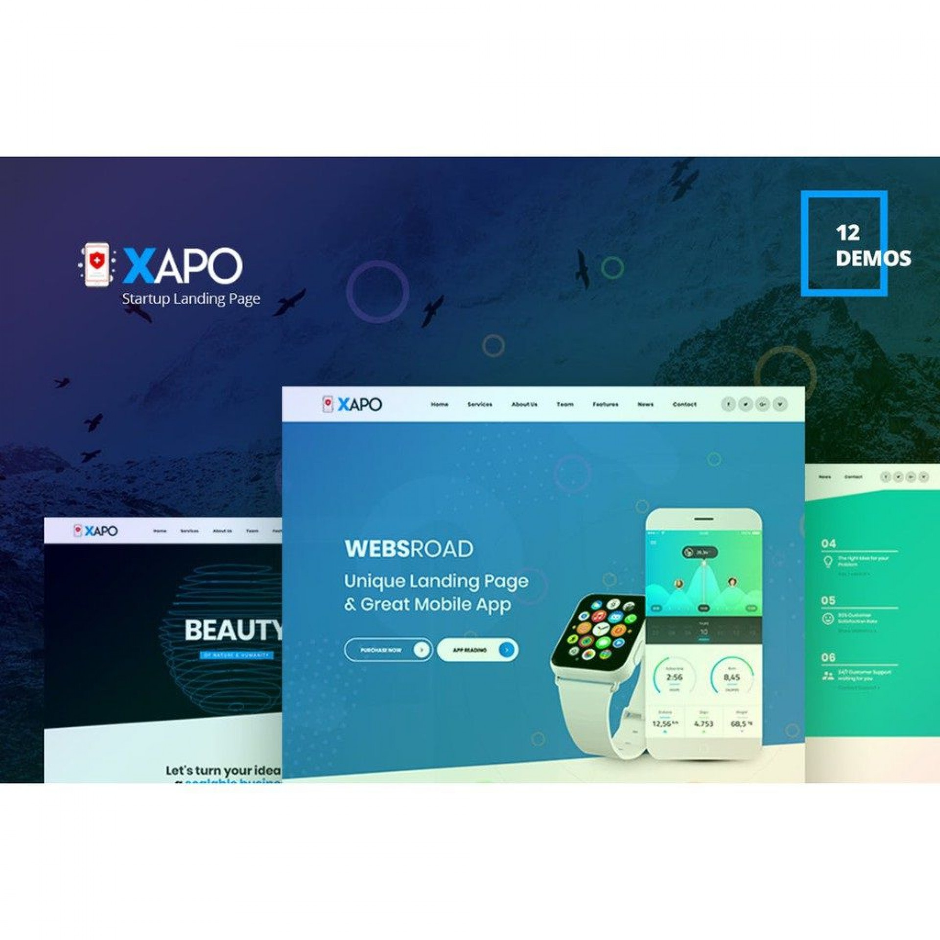 000 Breathtaking Responsive Landing Page Template Picture  Templates Html5 Free Download Wordpres Html1920