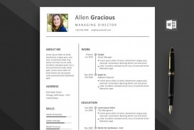 000 Breathtaking Resume Template Download Word Highest Quality  Cv Free 2019 Example File