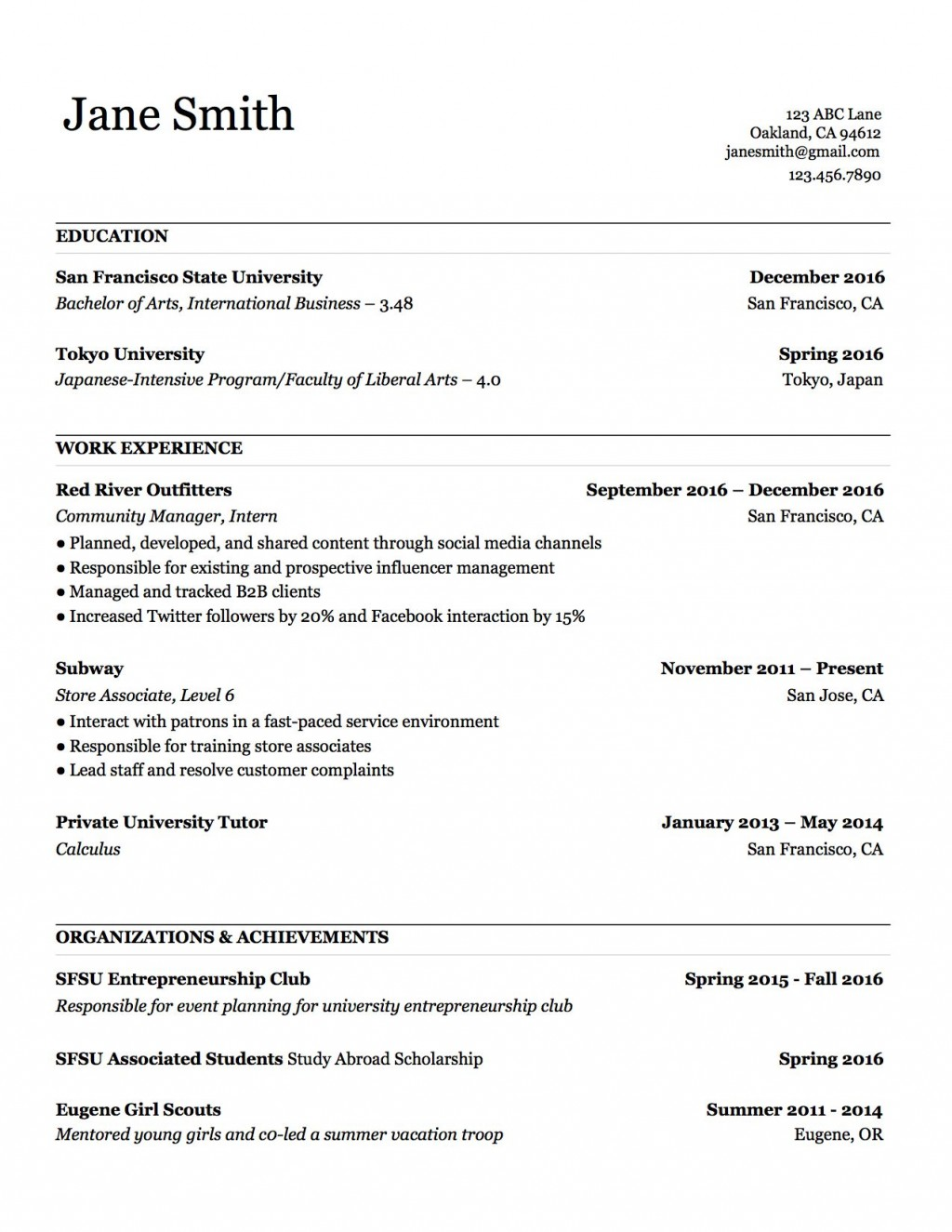 000 Dreaded Easy Free Resume Template Inspiration  Templates Online Download Quick BuilderLarge