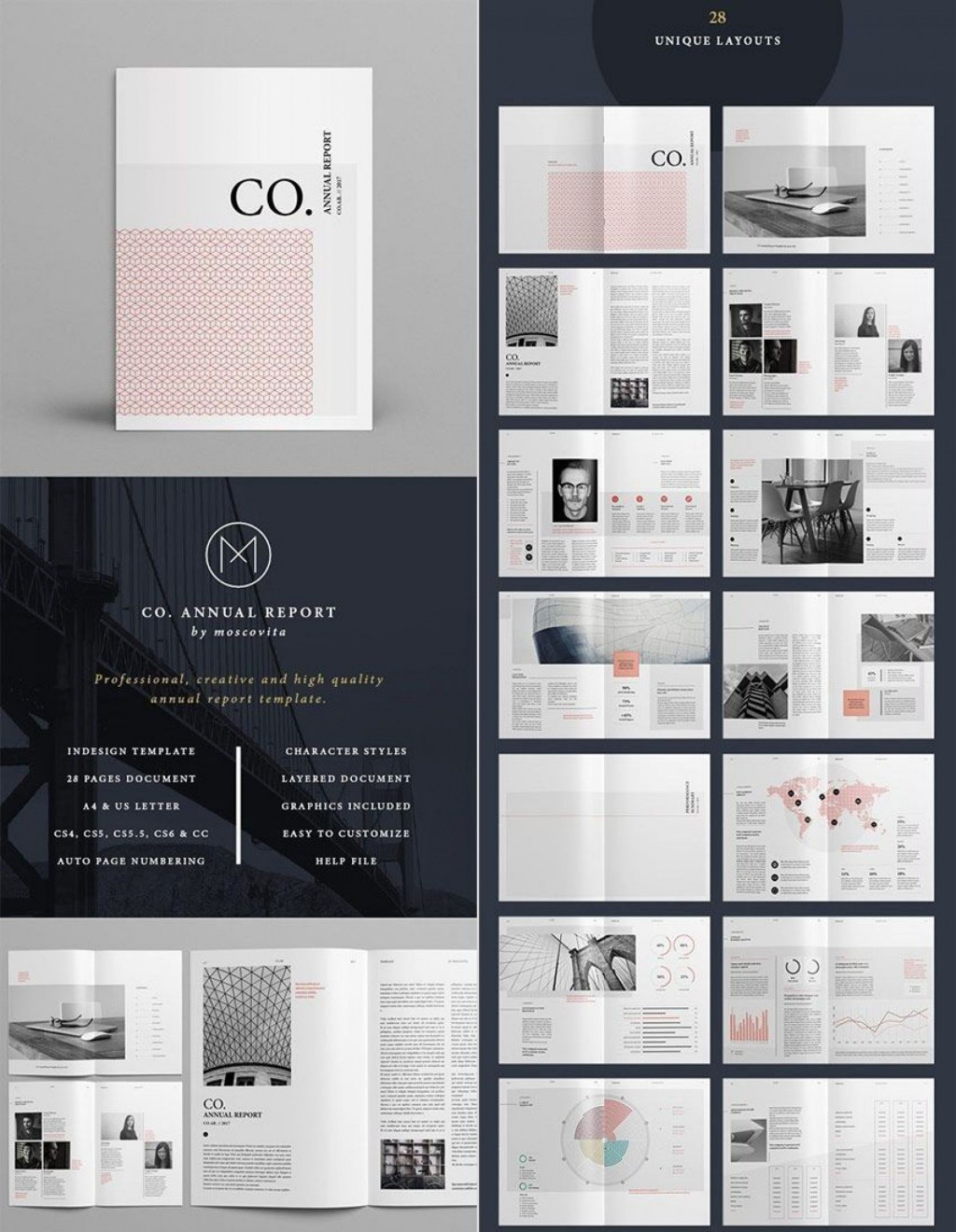 000 Dreaded Free Indesign Annual Report Template Download Example Large