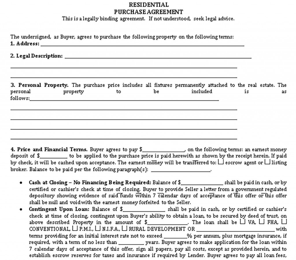 000 Dreaded Home Purchase Contract Template Highest Clarity  Virginia Form Lease To Commercial PropertyLarge
