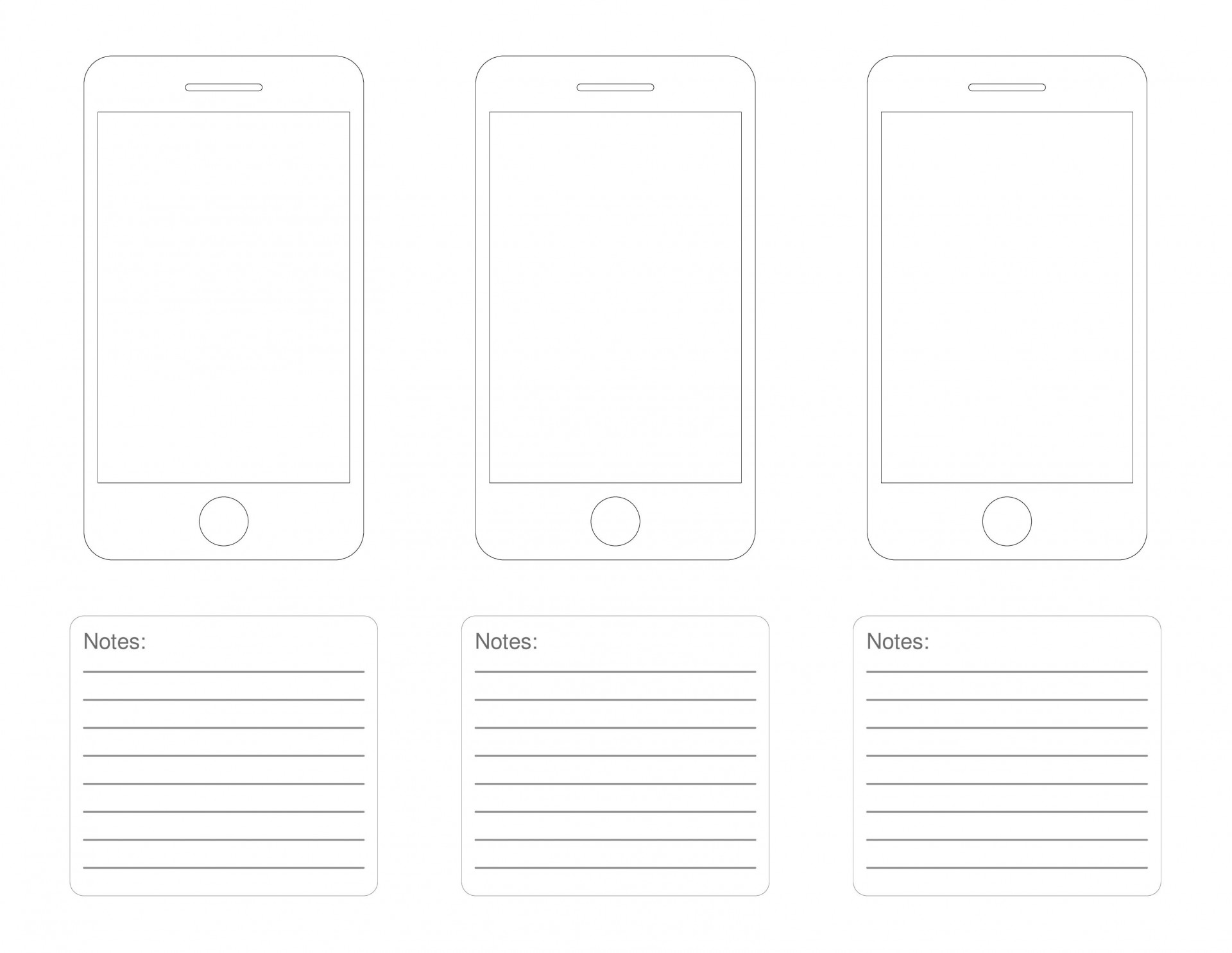 000 Dreaded Iphone App Design Template Highest Clarity  X Io Sketch1920