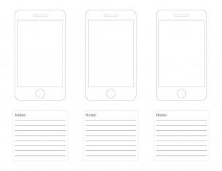 000 Dreaded Iphone App Design Template Highest Clarity  X Io Sketch320
