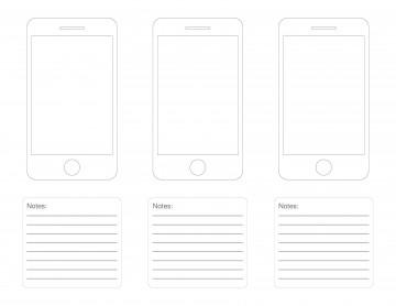 000 Dreaded Iphone App Design Template Highest Clarity  X Io Sketch360