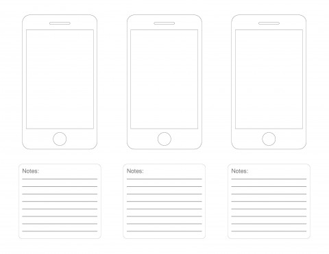 000 Dreaded Iphone App Design Template Highest Clarity  X Io Sketch480