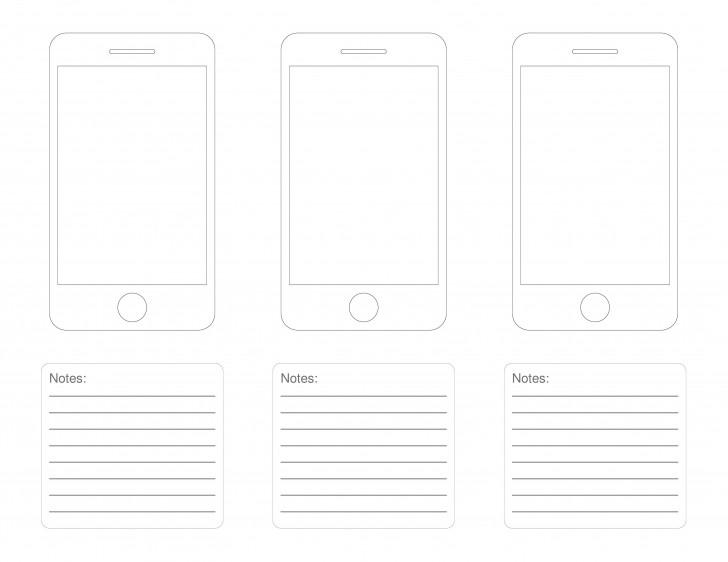000 Dreaded Iphone App Design Template Highest Clarity  X Io Sketch728