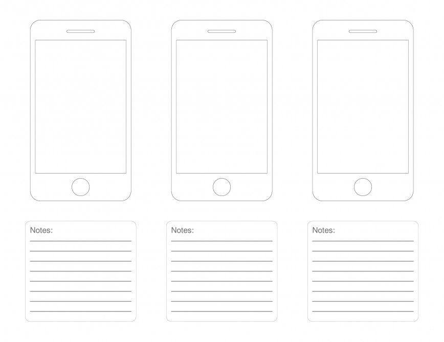 000 Dreaded Iphone App Design Template Highest Clarity  Templates Powerpoint Psd Free Download