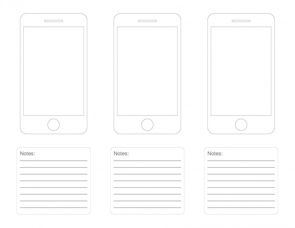 000 Dreaded Iphone App Design Template Highest Clarity  X Io Sketch960