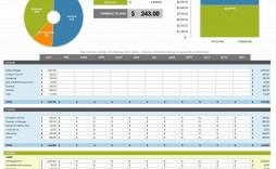 000 Dreaded Monthly Budget Template Excel Example
