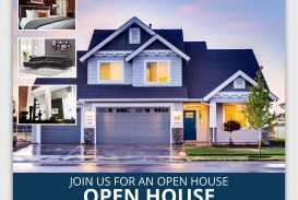 000 Dreaded Open House Flyer Template Word High Resolution  Free Microsoft