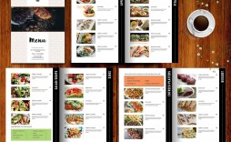 000 Dreaded Restaurant Menu Template Free High Resolution  Card Download Indesign Word