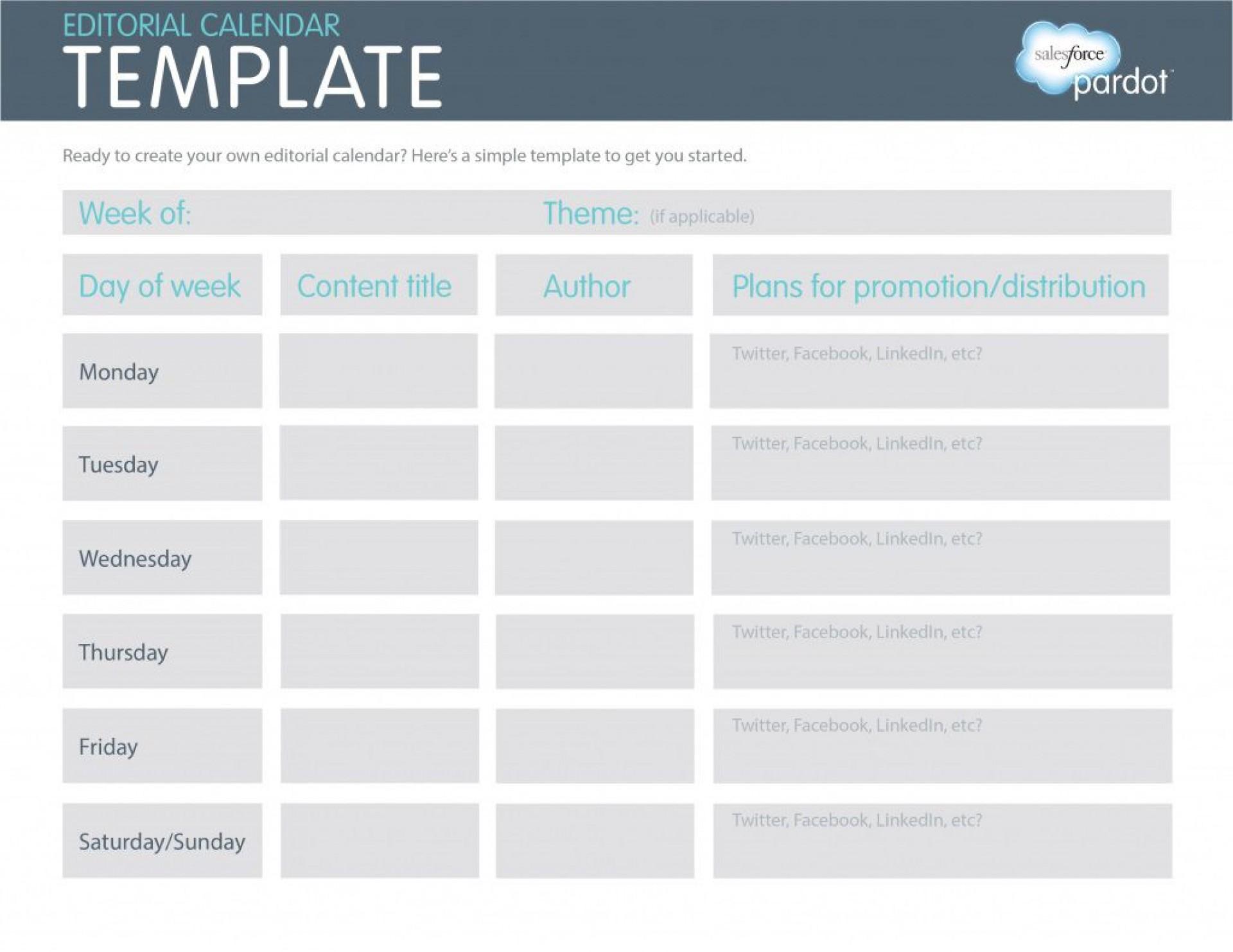 000 Dreaded Social Media Editorial Calendar Template High Def  Content Excel 2020 Free Download1920