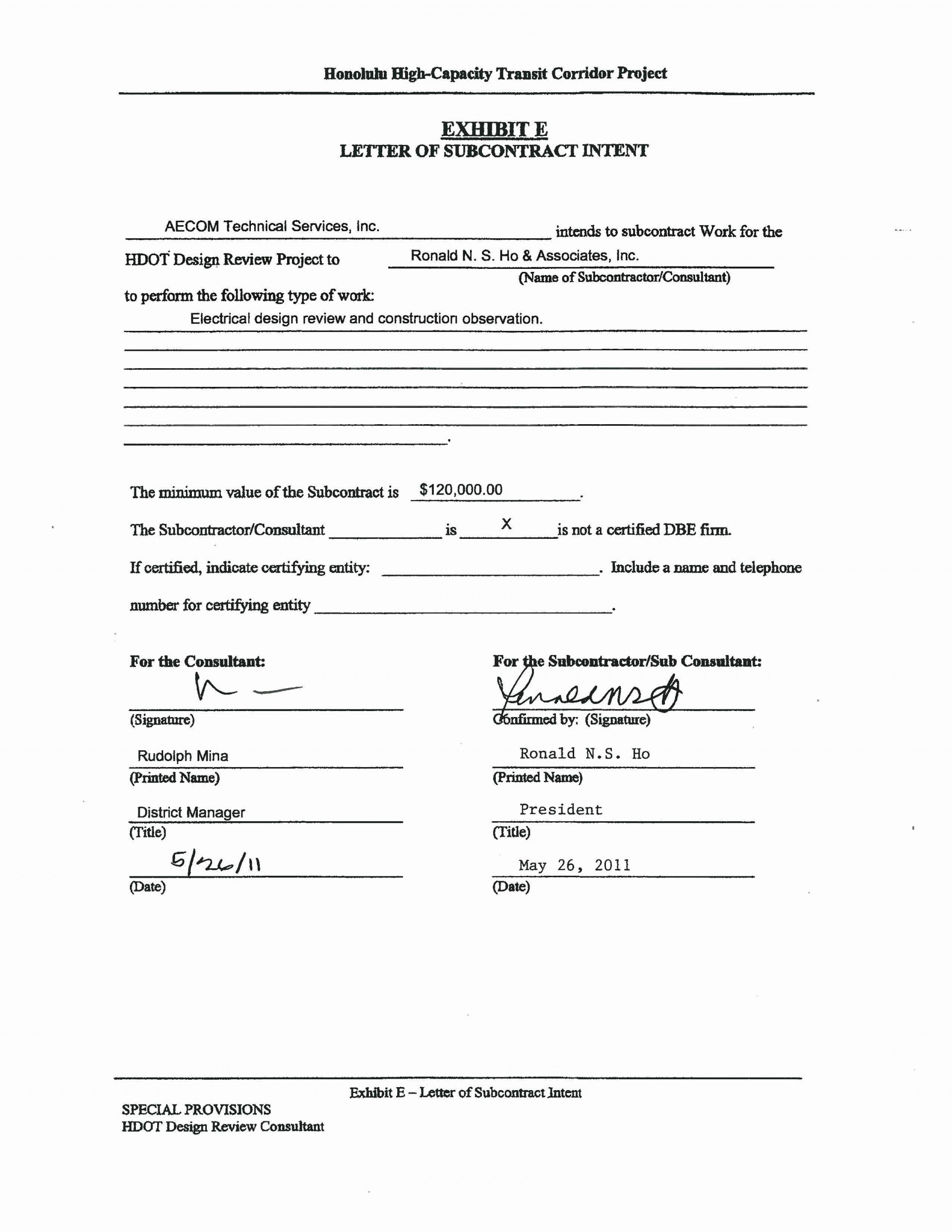 000 Dreaded Subcontractor Contract Template Free Design  Uk1920