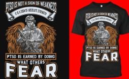 000 Dreaded T Shirt Design Template Free High Def  Psd Download
