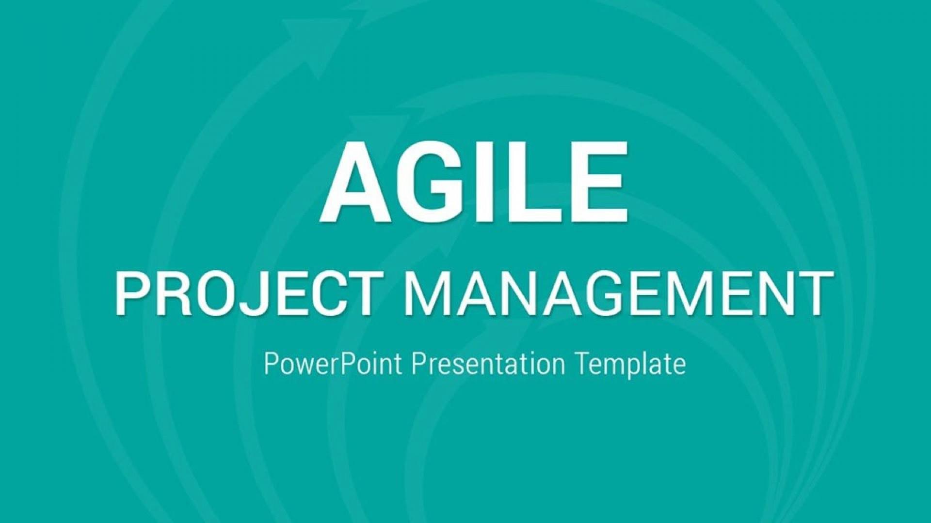 000 Excellent Agile Project Management Template Free Idea  Excel1920