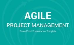 000 Excellent Agile Project Management Template Free Idea  Excel